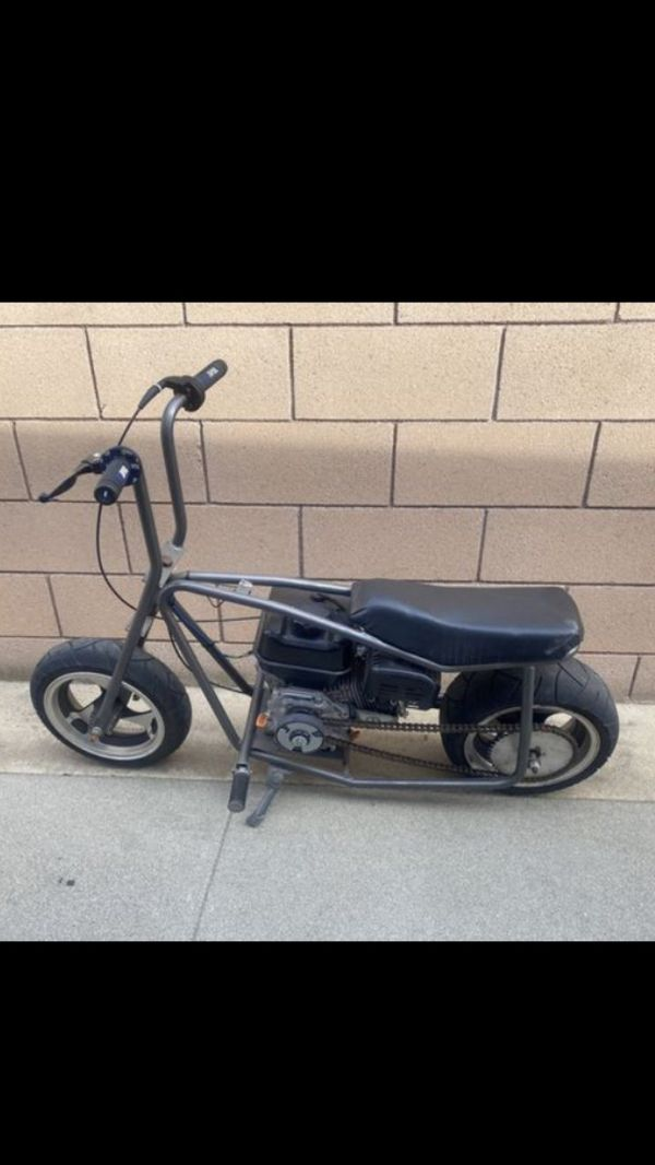 Mini bike stolen REWARD