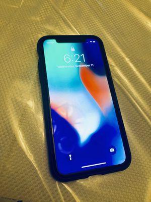 Apple IPhone X 256GB Verizon Wireless for Sale in Bellevue, WA