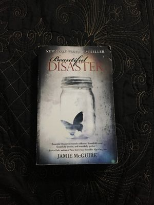 Beautiful disaster by Jamie McGuire (paperback) for Sale in Houston, TX
