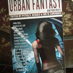 The Urban Fantasy Anthology Edited By Peter S Beagle for Sale in Seattle, WA