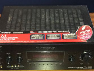 7.1 Multi Channel AV Receiver for Sale in Vancouver,  WA