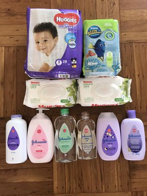 Huggies Size 3 Bundle for Sale in Nether Providence Township, PA