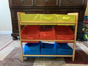 Kids Toy Organizer for Sale in Vista, CA
