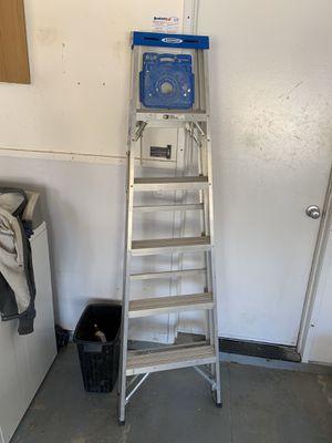 Ladder 6ft Aluminum for Sale in Escondido, CA