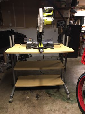 Table saw / miter saw workbench for Sale in Lynnwood, WA