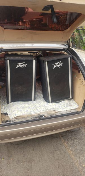 Peavey 112PT speakers for Sale in Lakewood, CA