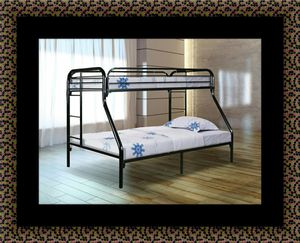 Full Twin bunkbed frame for Sale in Hyattsville, MD