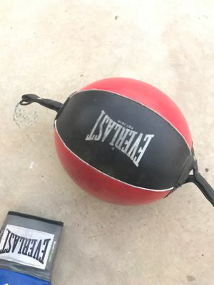 Everlast speed bag for Sale in Victorville, CA