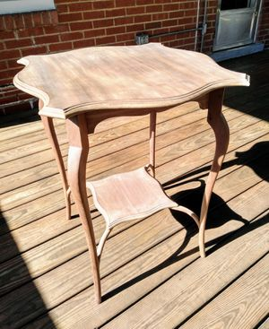 Unfinished Vintage Table for Sale in Monroeville, PA
