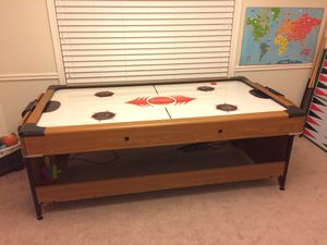 Combo Air hockey and pool table for Sale in Beaverton, OR