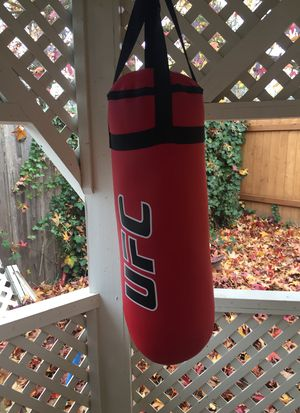 UFC punching bag for Sale in Vancouver, WA