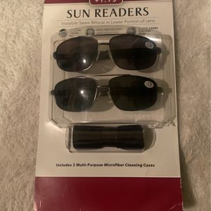 Sun Readers Set Of Bifocal Glasses 👓 for Sale in Sylmar, CA