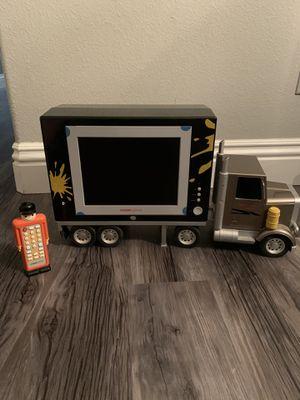 Hannspree 10-inch Semi Truck LCD TV for Sale in Fontana, CA