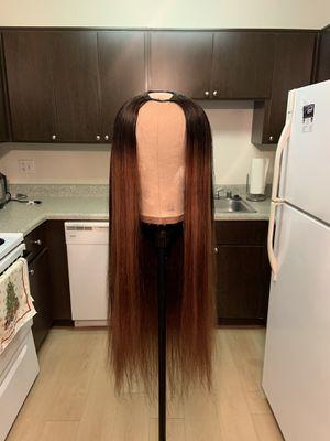 Human hair u part wig for Sale in Antelope, CA