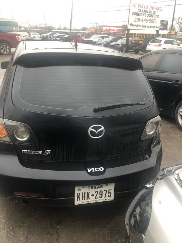 2004 Mazda 3 parts!!!!