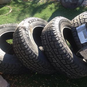 """New Set Tires 18"""" for Sale in Las Vegas, NV"""