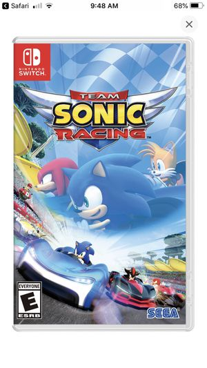 Sonic racing 45$ for Sale in Downey, CA