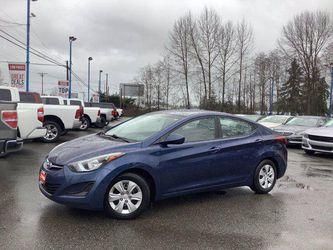 2016 Hyundai Elantra for Sale in Lynnwood,  WA