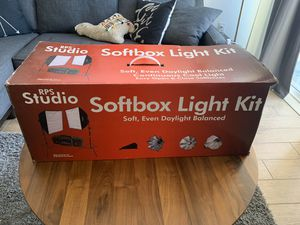 RPS Studio RS-4080 Softbox Light Kit for Sale in Los Angeles, CA