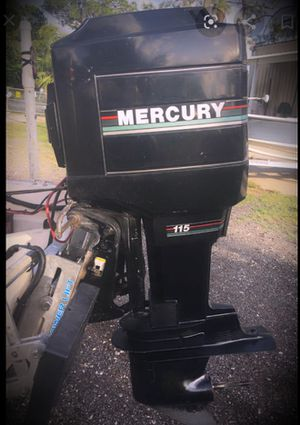 1993 Mercury 115 for Sale in Beaumont, TX