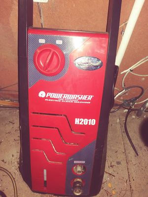 Electric Power washer ...$40 for Sale in Anaheim, CA