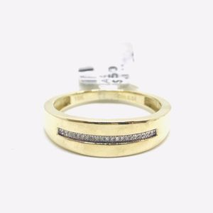 10Kt Gold and Diamond men's wedding band available on Special offer for Sale in Indianapolis, IN