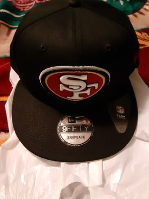 Brand New S.F. 49'ers New Era Snapback Hat for Sale in Whittier, CA