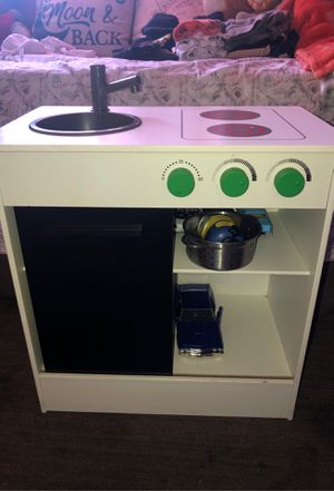 Kids Pretend Play Kitchen for Sale in Santa Ana, CA