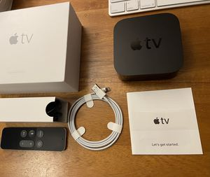 Apple TV 32gb 4th Generation for Sale in Seattle, WA