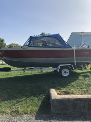 Lund 18 Tyee GL for Sale in Northwood, OH