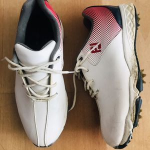 Size 3 Girl FootJoy D.N.A. Helix Golf Shoes for Sale in Cary, NC