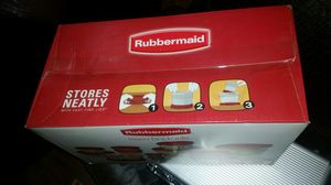 Rubbermaid 40pc Storage Set for Sale in Stockton, CA