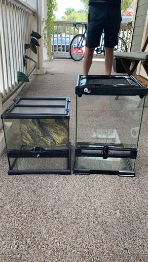 Front Opening Tanks! for Sale in St. Petersburg, FL
