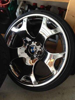 BMW wheels 2 sets for Sale in Brockton, MA