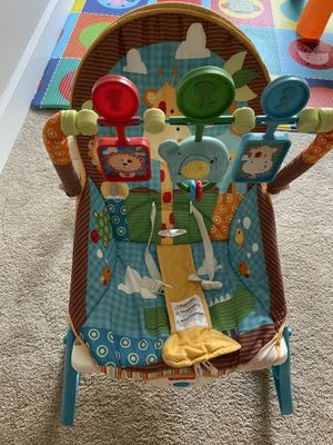Fisher price rocker to chair for Sale in Redmond, WA