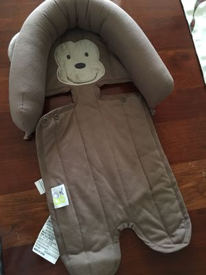 Baby car seat pillow for infants for Sale in Charlotte, NC