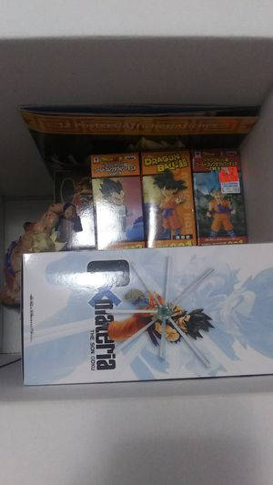 Dragonball Z/ Dragonball super collection box for Sale in Round Rock, TX