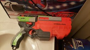 Nerf gun uses discs n/a not sure if it works for Sale in Antioch, CA
