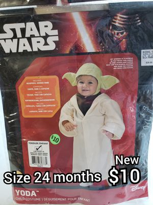 Baby Halloween Costumes for Sale in Moreno Valley, CA