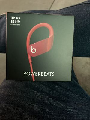 Beats by Dre Powerbeats for Sale in Federal Heights, CO