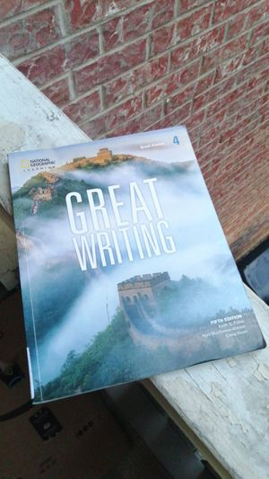 Great writing (4) Advanced level for Sale in Bedford, TX
