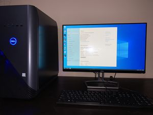 Gaming PC w/ Monitor for Sale in Hillsboro, OR