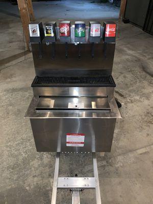 Cornelius cb1722 soda machine 6 dispenser unit for Sale in Covina, CA