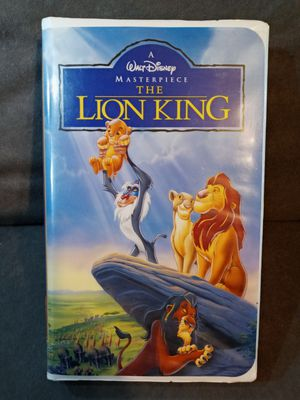 The Lion King Walt Disney Masterpiece Collection for Sale in Gahanna, OH