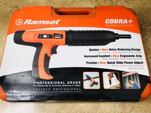 Ramset Cobra Actuated Powder Tool for Sale in Anaheim, CA