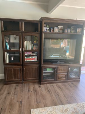 TV Entertainment Center for Sale in San Jose, CA