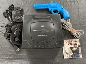 Sega Saturn for sale (Tested and working) for Sale in Southfield, MI