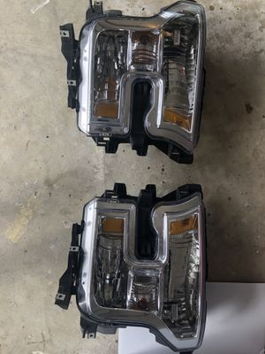 2017 F150 XLT OEM headlights for Sale in Coral Springs, FL