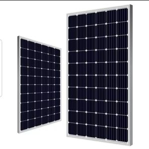 Monocrystalline 100watts 100w solar panel 18v 100 watts for home rv for Sale in Orlando, FL