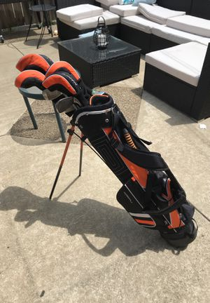 Maxfli Jr Golf Club Set Left Hand for Sale in Pittsburgh, PA
